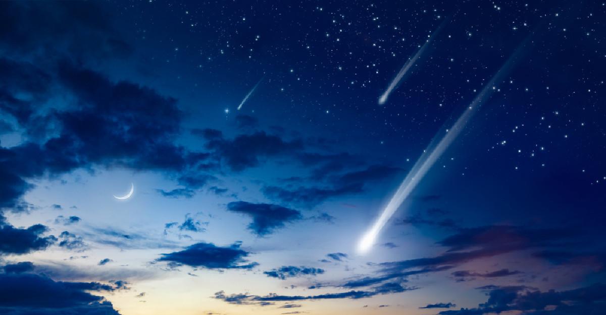 Fenomen spectaculos pe cer în următoarele nopți. Ce sunt Orionidele și unde le putem vedea?