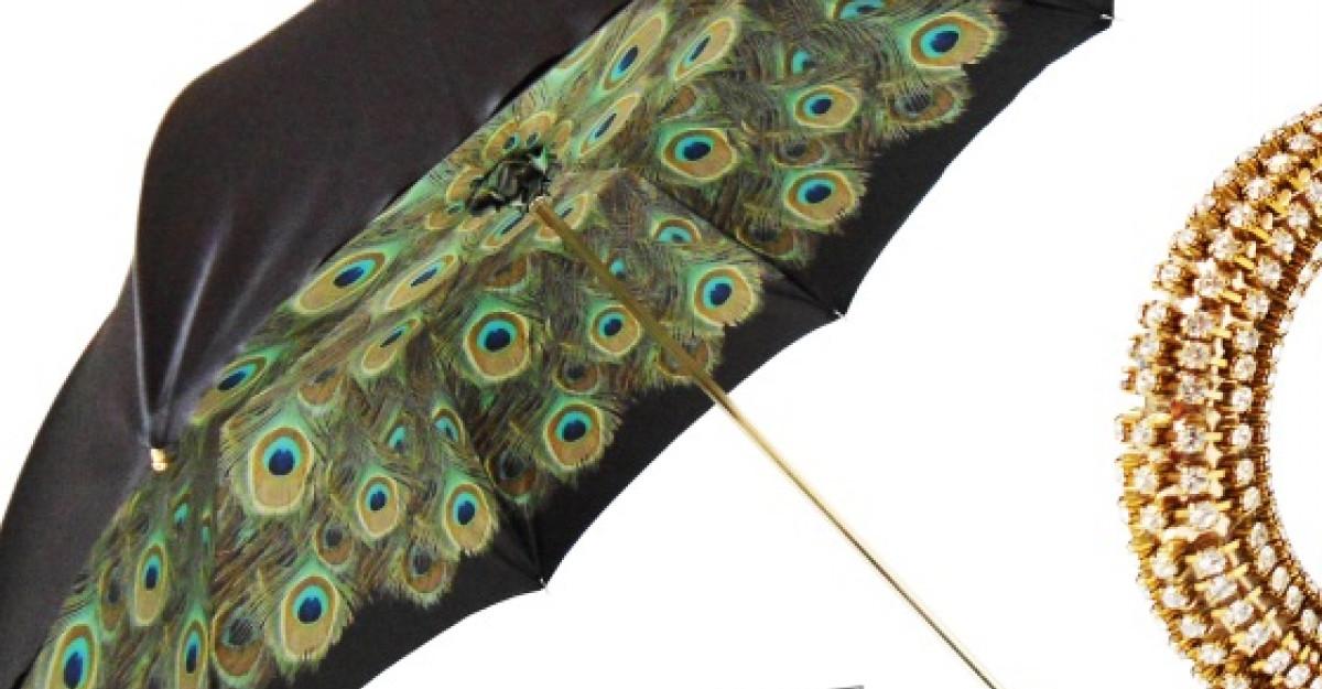 Pasotti, umbrelele magice si opera de arta la purtator