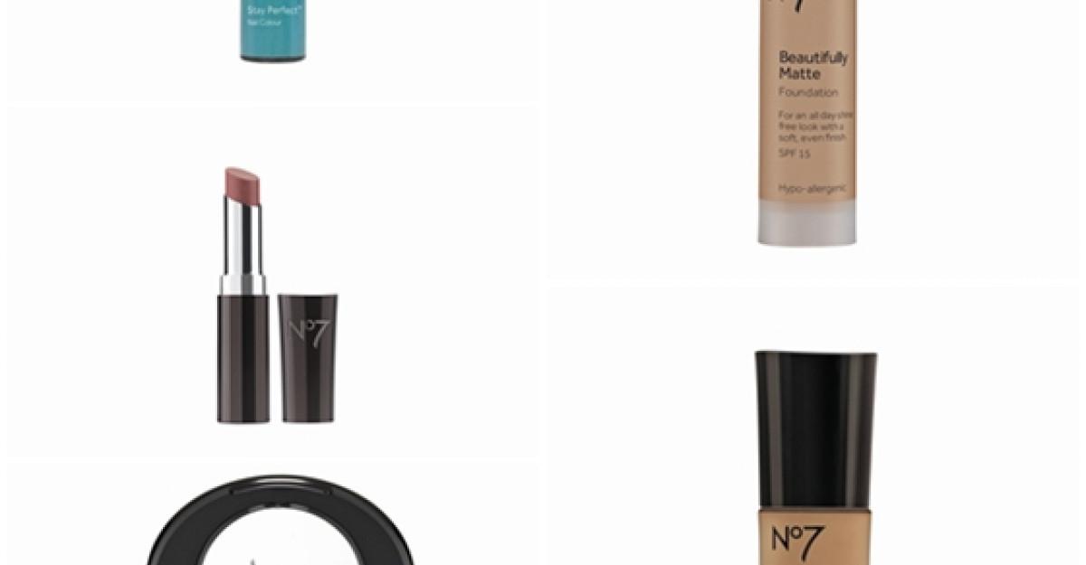 Descopera noua colectie de make-up de la No7