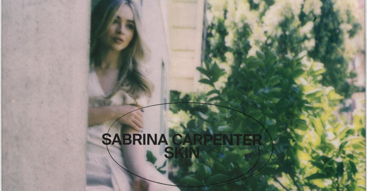 Sabrina Carpenter lansează videoclipul piesei Skin