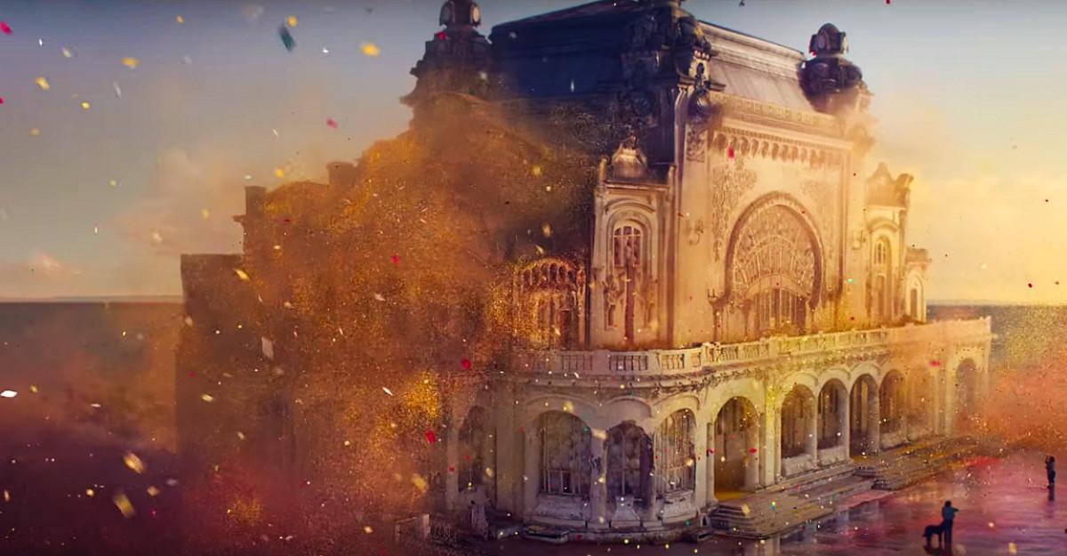Cel mai frumos videoclip din lume a fost realizat in ROMANIA!