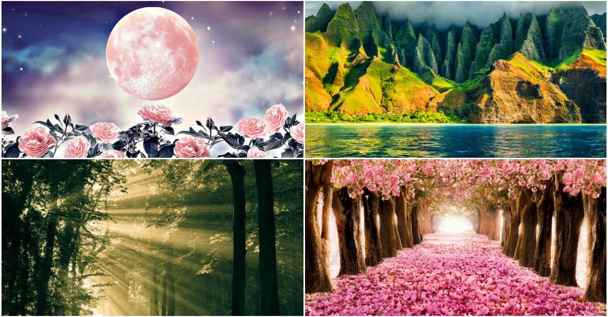 Alege o imagine de mai jos și află ce îți va aduce luna aprilie