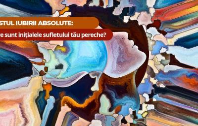 Testul Iubirii Absolute: Care sunt initialele sufletului tau pereche?