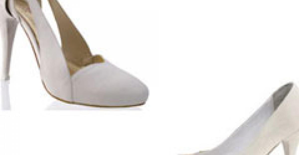 20 Pantofi superbi pe care sa ii porti la nunta sau cununia civila