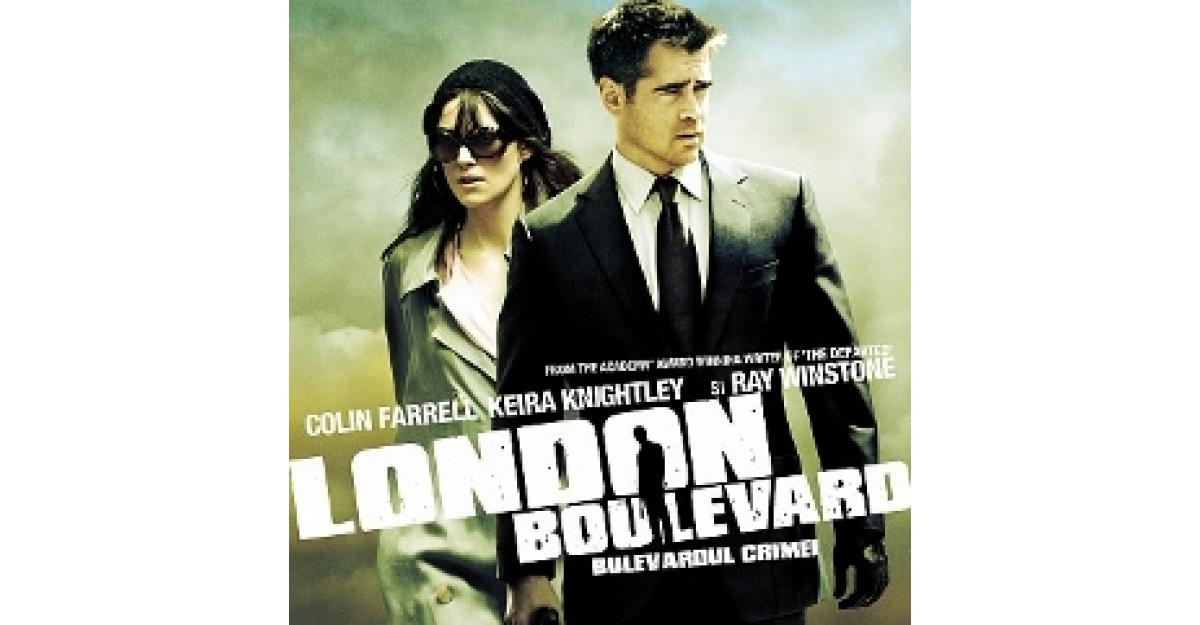 Colin Farrell si Keira Knightley se iubesc in London Boulevard