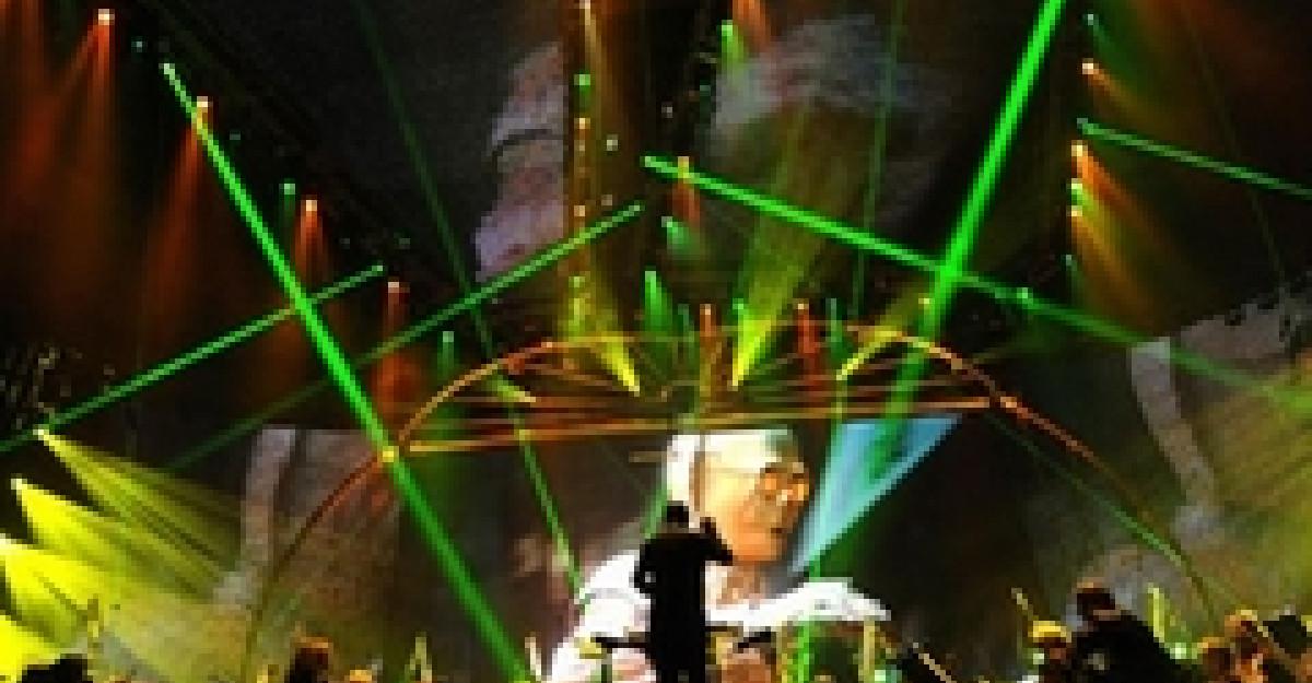 Hollywood Music in Bucharest, incursiune in lumea sonora a filmului
