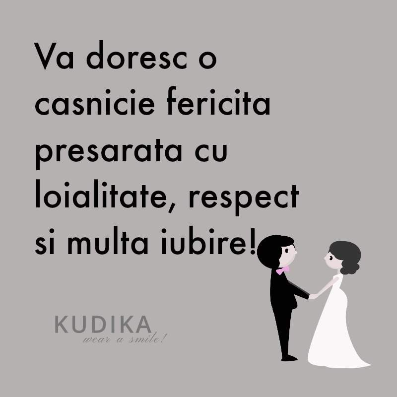 Loialitate, respect si multa iubire!