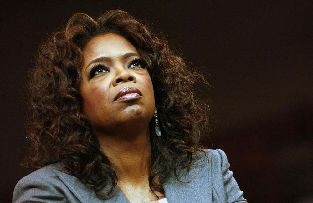 Oprah - Tu contezi