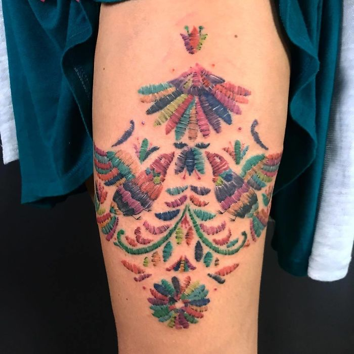 Detalii multicolore