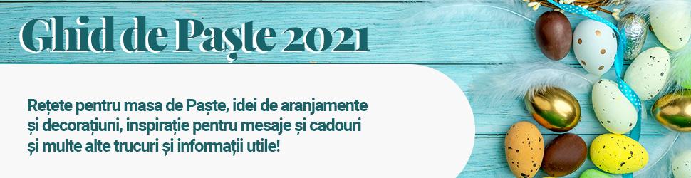 Traditii paste 2021