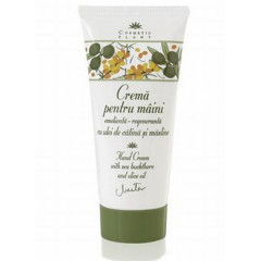 Cosmetic plant catina masline crema maini 100ml buc cosmetic plant