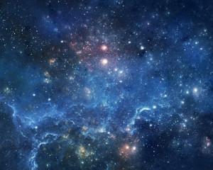 A fost format prin vointa divina insa cu ajutorul fizicii si chimiei.