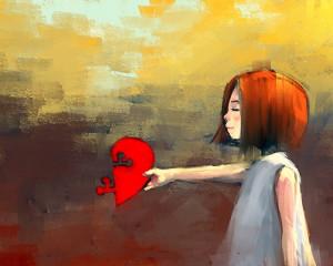 Sa iubesti cu inima deschisa, chiar si fara incurajare, este un risc pe care trebuie sa ti-l asumi cel putin o data in viata.