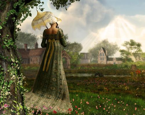 Cum se numeste personajul principal feminin din romanul Mandrie si Prejudecata de Jane Austen?