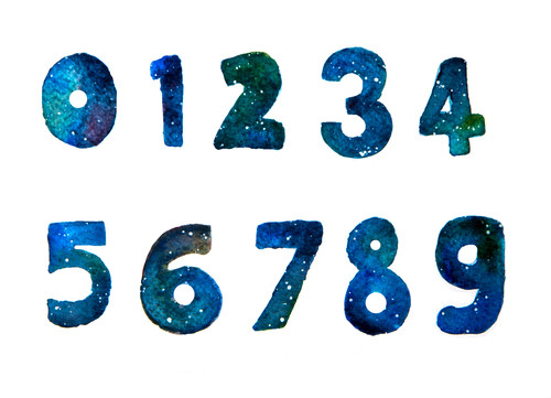 Care dintre aceste numere apare in mod repetat in viata ta?