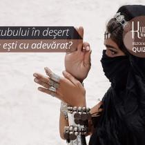 Testul cubului in desert: Cine esti cu adevarat?