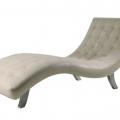 Sezlonguri: Sezlong Relax Chair Snake White