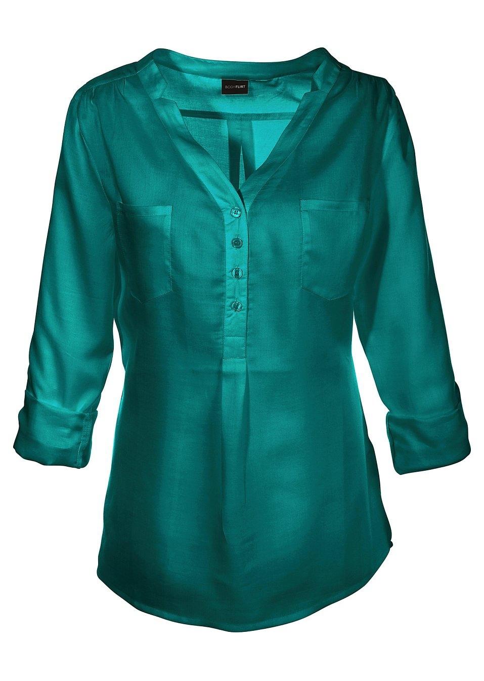 Блузка Изумрудного Цвета В Омске