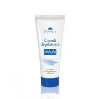 Cosmetic plant crema depilatoare cu musetel 150ml flacon cosmetic plant