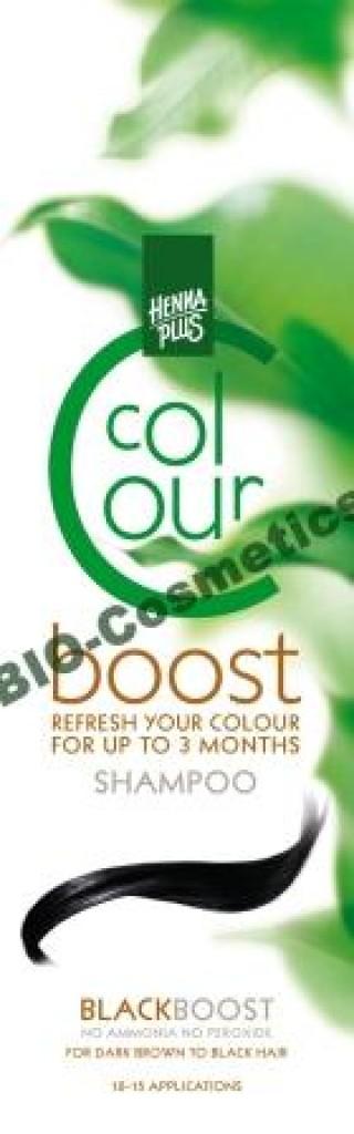 HENNAPLUS Colour Boost Black