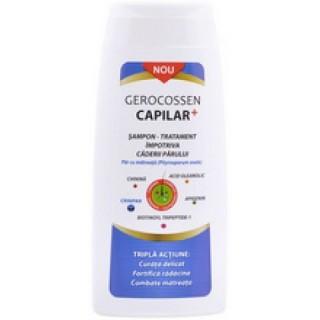 Gerocossen capilar+ sampon impotriva caderii parului (matreata) 275ml flacon gerocossen