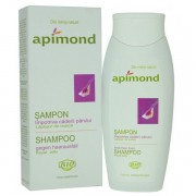 Apimond sampon impotriva caderii parului bio 250ml flacon apimond