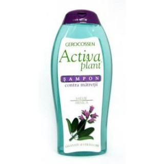Gerocossen sampon activa antimatreata forte 400ml flacon gerocossen
