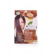 Dr organic - ulei de argan - balsam reparator par x 200 ml flacon  dr organic