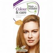 Hennaplus colour & care medium golden blond 7.3 cutie  hennaplus