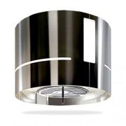 Hota Whirlpool AKR 804 IX, Tip lampa, 3 spoturi halogen, Booster, Estetica Evolution Emotion, (Inox)