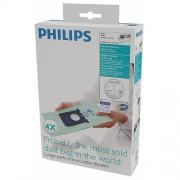 Accesoriu Philips Saci de praf cu filtru HEPA