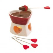 Set Fondue Heart