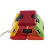 Hub USB Pliabil