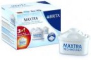 Set Filtre Brita Maxtra pentru dispozitivele de filtrare a apei, 3 bucati + 1 Filtru Gratuit