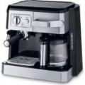 Aparat de Cafea Delonghi Combi BCO 420, 1750 W, Espresso, Cappuccino , Cafea la filtru