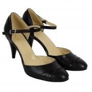 Pantofi Piele Naturala Ivana