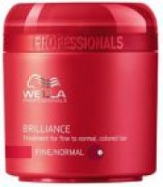 Masca Wella Care Brilliance / par fin, 150ml