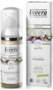 Demachiant Lavera Natural Spuma BIO My Age cu efect antirid pe baza de ceai alb, ulei de karanja si coenzima Q10