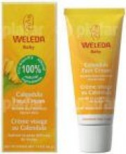 Crema de zi Weleda Baby hidratant facial cu galbenele, 50 ml
