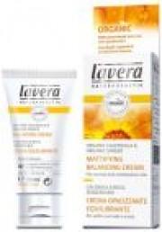 Crema de zi Lavera Matifianta si Hidratanta pentru ten normal/mixt
