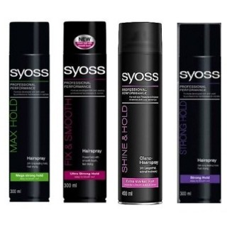 SYOSS SPRAY FIXATIV