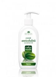 COSMETIC PLANT Cremă anticelulită cu extract de cafea verde - FORTE