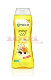 ELMIPLANT SENSES TOUCH GEL DE DUS FRESHEN UP
