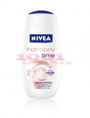 NIVEA HARMONY TIME SHOWER GEL