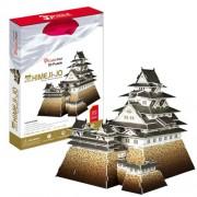 Cubicfun Puzzle 3D Himeji-Jo, 89 piese