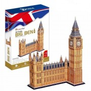 Cubicfun Puzzle 3D Big Ben, 116 piese