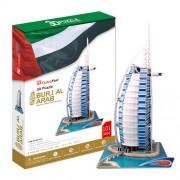 Cubicfun Puzzle 3D Burj Al Arab, 101 piese