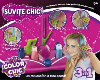 Trusa de jucarie pentru fete Color Chic Suvite Sic