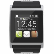 i'm Watch, CPU i.MX233, 128MB RAM, 4GB Flash, TFT 1.54 inch (240x240), Bluetooth, Negru
