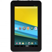 Tableta UTOK 700 D Lite, TFT 7 inch, CPU Dual-Core 1.0 GHz, 512MB RAM, 8GB Flash, Wi-Fi, Android 4.2, Negru